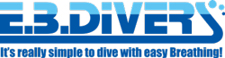 愛媛県松山市のダイビングはEBダイバーズにお任せください!